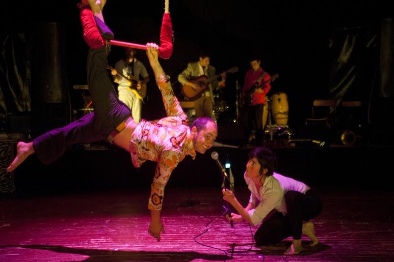 Lézarts en Grange se tourne vers les arts du cirque
