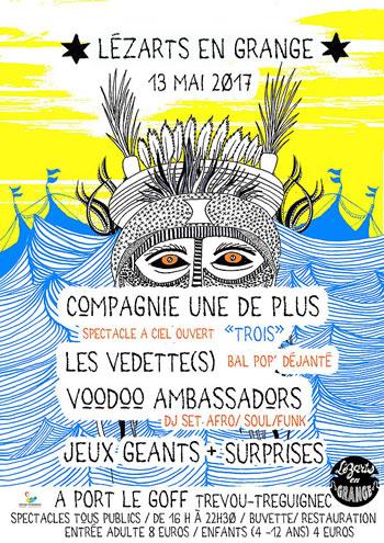 Léz'arts à Port Le Goff