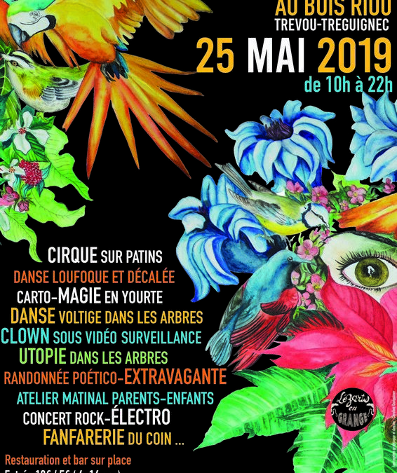Léz'Arts au Bois Riou 2019